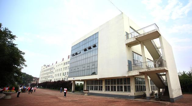 葫芦岛市二高中教学楼工程