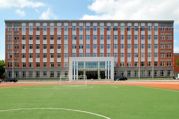 葫芦岛市六高中教学楼工程